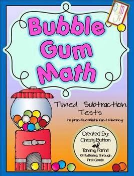 http://www.teacherspayteachers.com/Product/Addition-Math-Facts-Timed-Tests-Bubble-Gum-Math-402344
