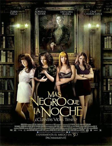 Ver Mas negro que la noche (2014) Online