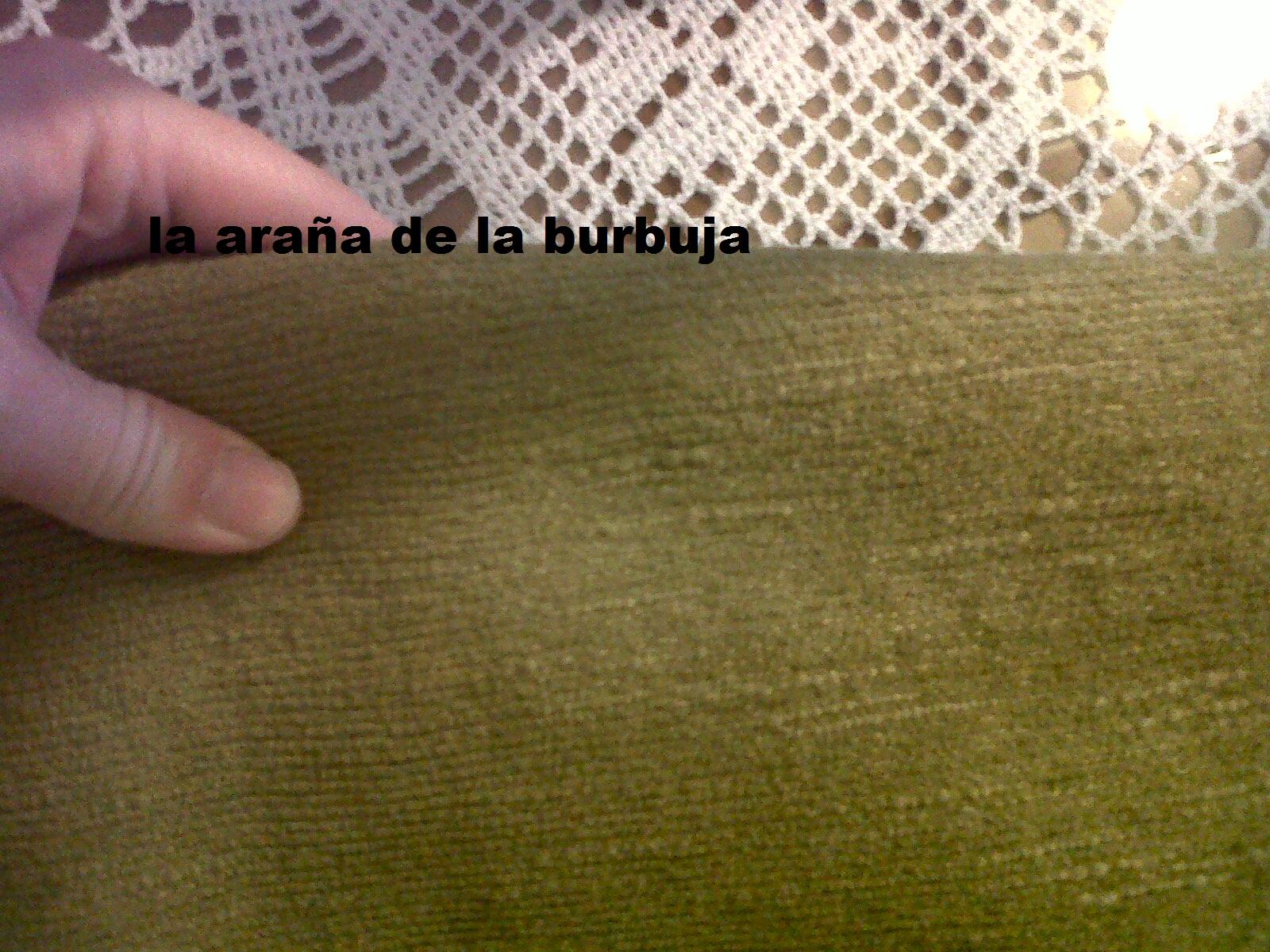 La ara a de la burbuja tutorial para tapizar sillas - Esponja para tapizar ...