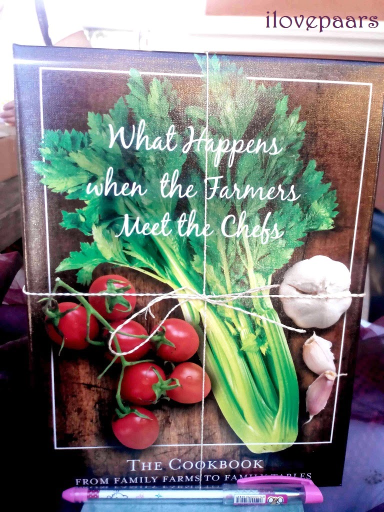 Producers' Market: What Happens when the Farmers Meet the Chefs Cook Book Launch
