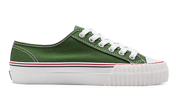 PF Flyers Sneakers Center lo green