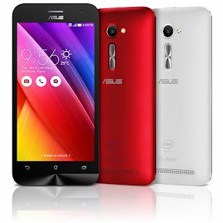 Asus Zenfone 2 ZE500CL Android Phone Harga Rp 2 Jutaan