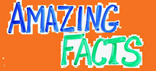 कुछ रोचक तथ्‍य / amazing facts or Interesting Facts in Hindi