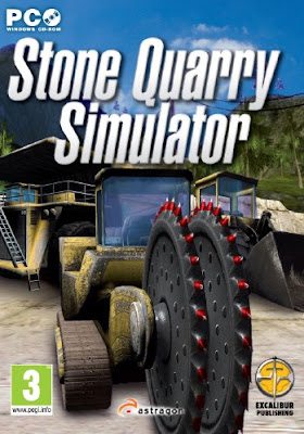 Free Download Simulator Games, Download Stone Quarry Simulator 2012