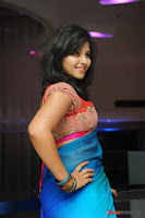 actress anjali hot saree photos at masala telugu movie audio launch+(42) Anjali Saree Photos at Masala Audio Launch