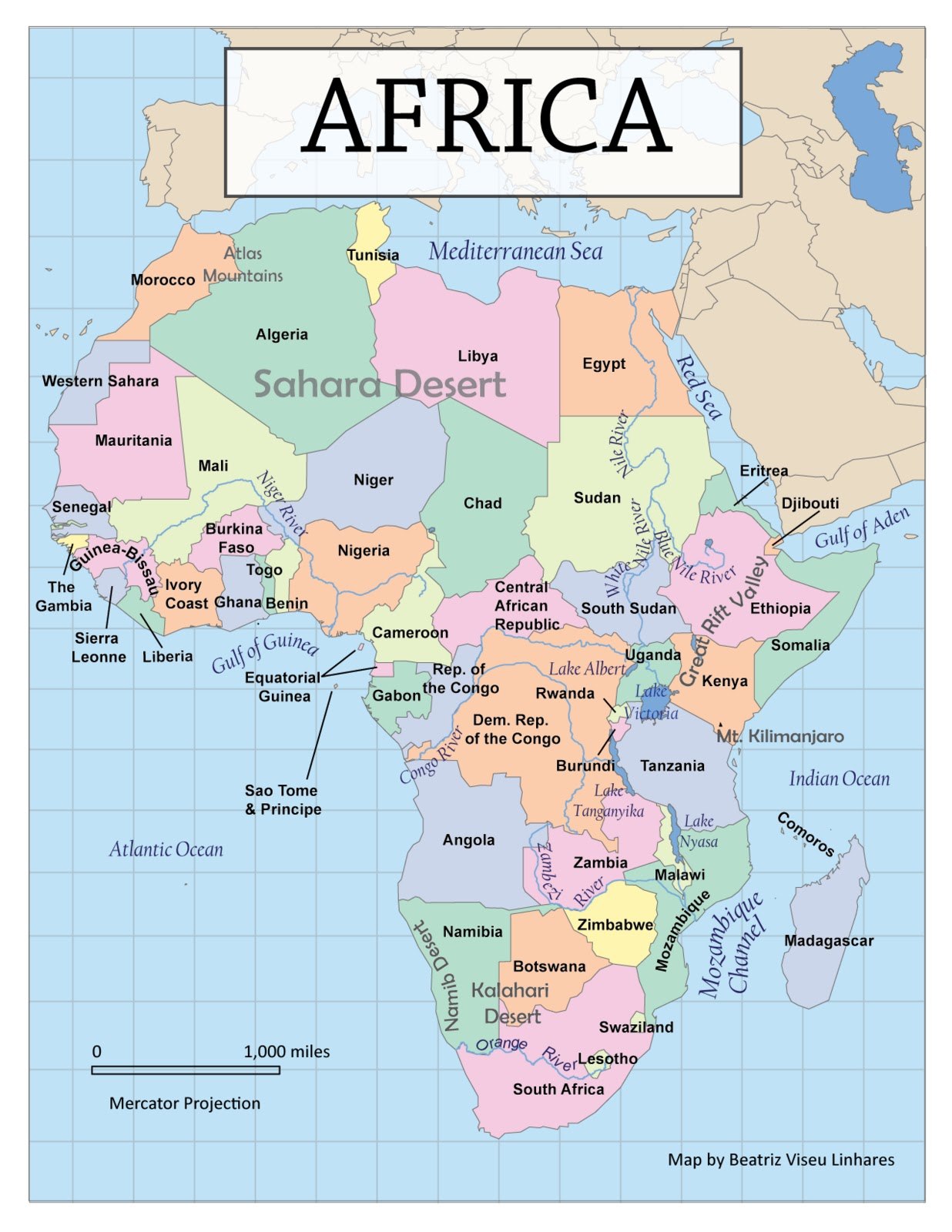 World Map A Clickable Map Of World Countries World Map Map Of The - Burundi clickable map
