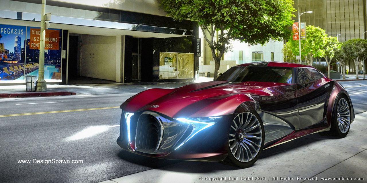 Bugatti Type X7S Concept | Future Designs: designspawn.blogspot.com/2014/07/bugatti-type-x7s-concept.html#!