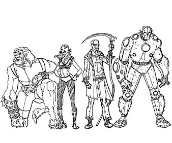 #2 Wizard of Oz Coloring Page