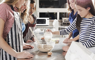 Cooking Class on Wakanetwork