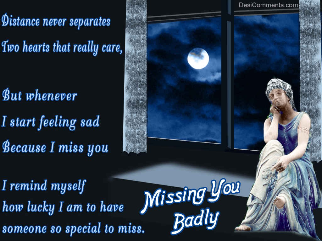 Missing badly quotes