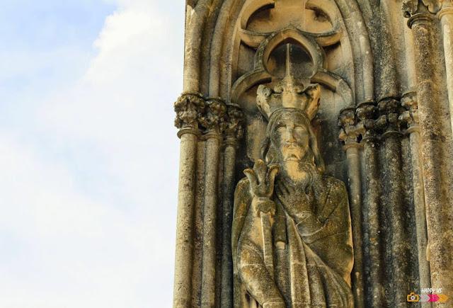 Cathédrale de Reims -  Galerie des rois