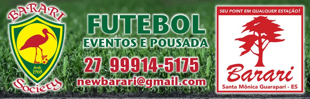 Barari Society Futebol Eventos Pousada