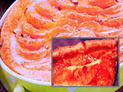 Recipe of Tangerine Tart Recipe.