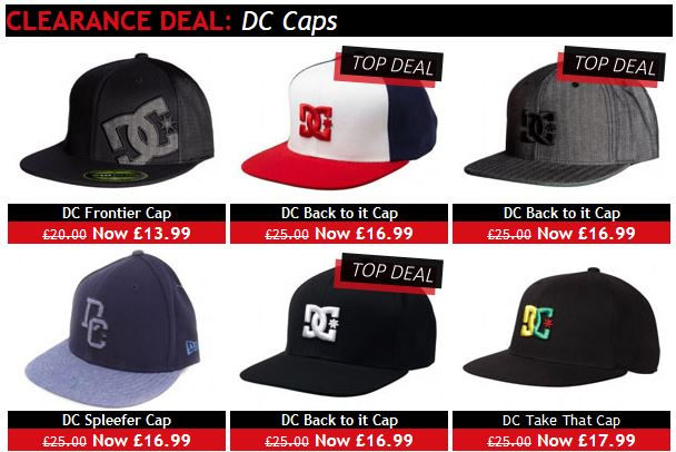 Cheap DC Caps
