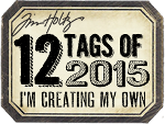 Have fun with the 12 Tags of 2015