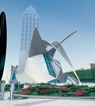 Desarrollo de colecci n for Arquitectos y sus obras