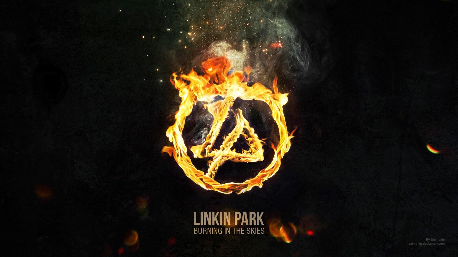 Linkin Park Burning Wallpapers