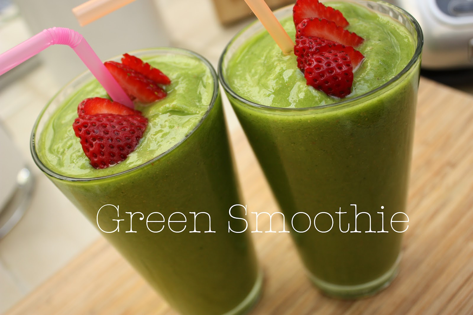 Meet the Sullivans: Green Smoothie: Nutritious & Delicious