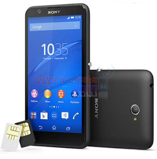 Sony Xperia E4 Mobile Specifications and Price In Bangladesh