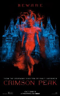 Crimson Peak (2015) - Movie Review