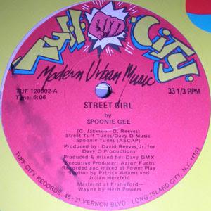Spoonie Gee – Street Girl (VLS) (1985) (320 kbps)