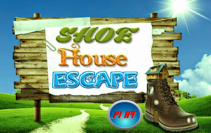 Shoe House Escape Walkthrough