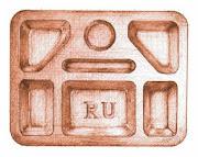 Menu do RU