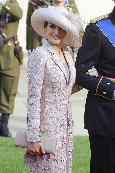 madrina boda mañana letizia