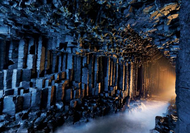 Пещера Шотландия