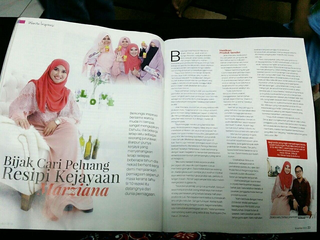 Majalah Wanita 2016
