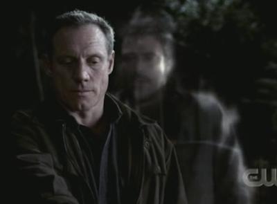 2x22 - All Hell Breaks Loose: Part Two azazel yellow eyed demon john ghost