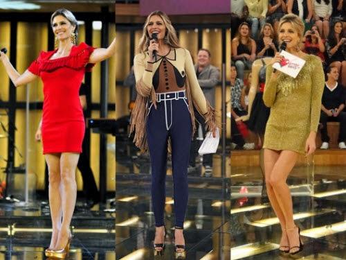 Fernanda Lima: La diva del show Amor & Sexo