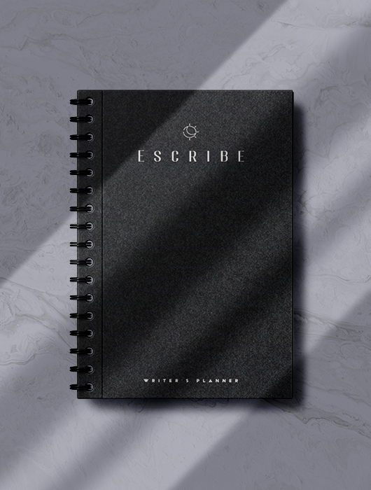 planner imprimible escritores