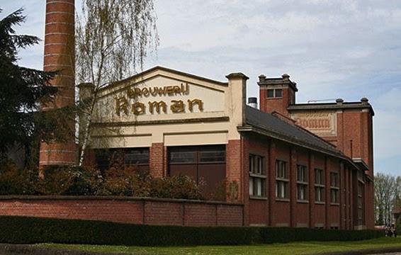 Бельгийская пивоварня Roman
