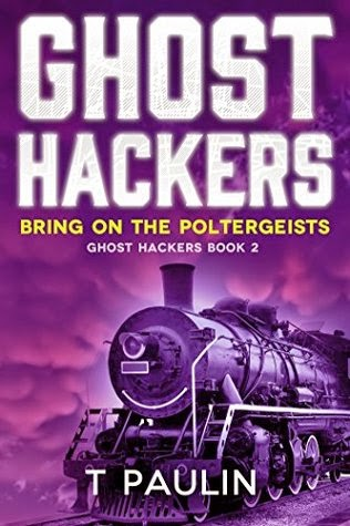 Bring on the Poltergeists by T. Paulin