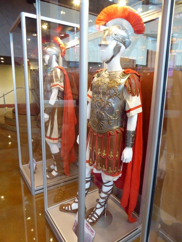 Hail Caesar Roman Centurion costumes