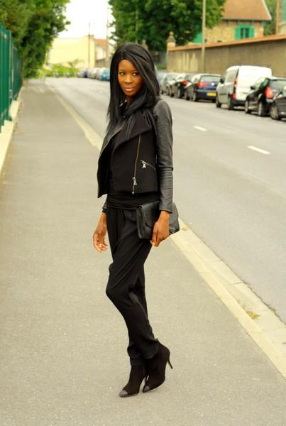 comment porter un sarouel de maniere chic forum mode