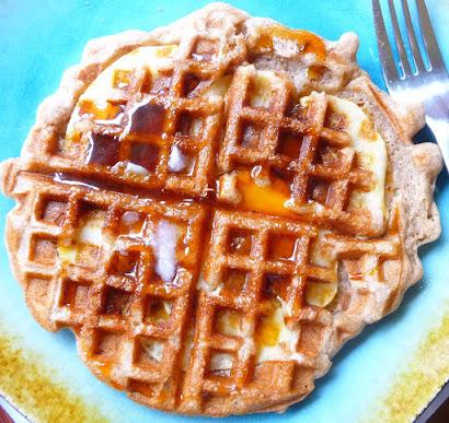 Gluten-Free, Vegan Pancakes & Waffles