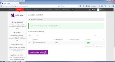 Cara Upload Website ke Hosting Server - (part 1)