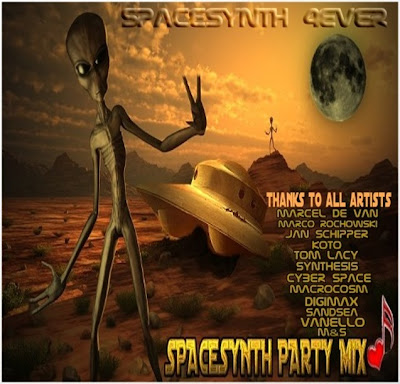 SpaceSynth Party MIX-xi
