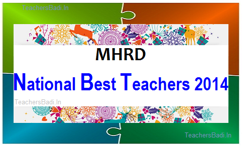 St. Alphonsus Kurseong maths teacher wins National Best Teacher Award-2014