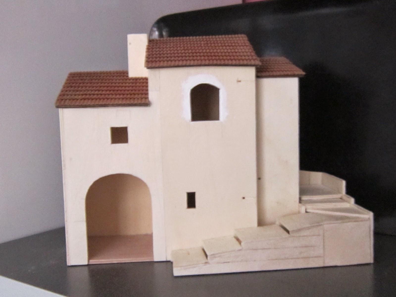 les miminiatures la troisi me maison du village les. Black Bedroom Furniture Sets. Home Design Ideas
