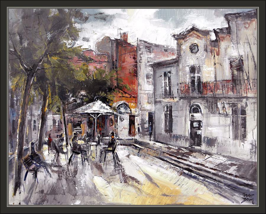 Ernest descals artista pintor navarcles pintura barcelona - Trabajo de pintor en barcelona ...