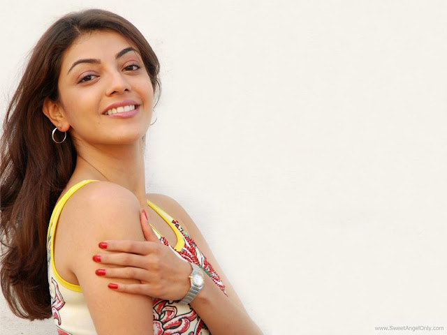 Kajal Agarwal in Bollywood Movie Singham