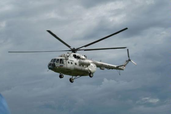 UNMISS Mi-8 AMT