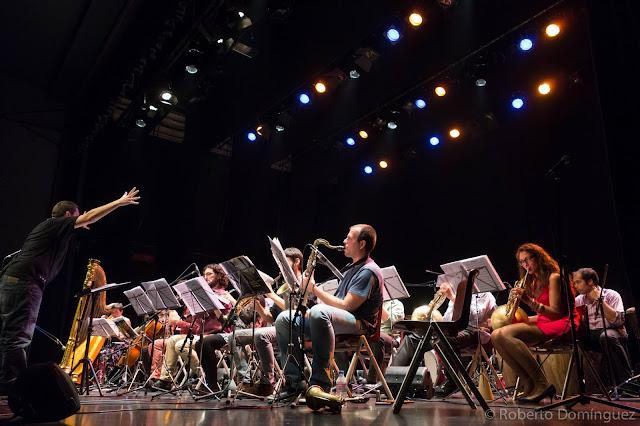 © R.Domínguez - 'Ernesto Aurignac Orchestra' presenta 'UNO'