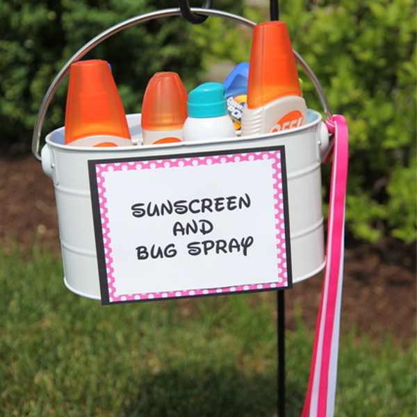 10 DIY Summer Party Ideas