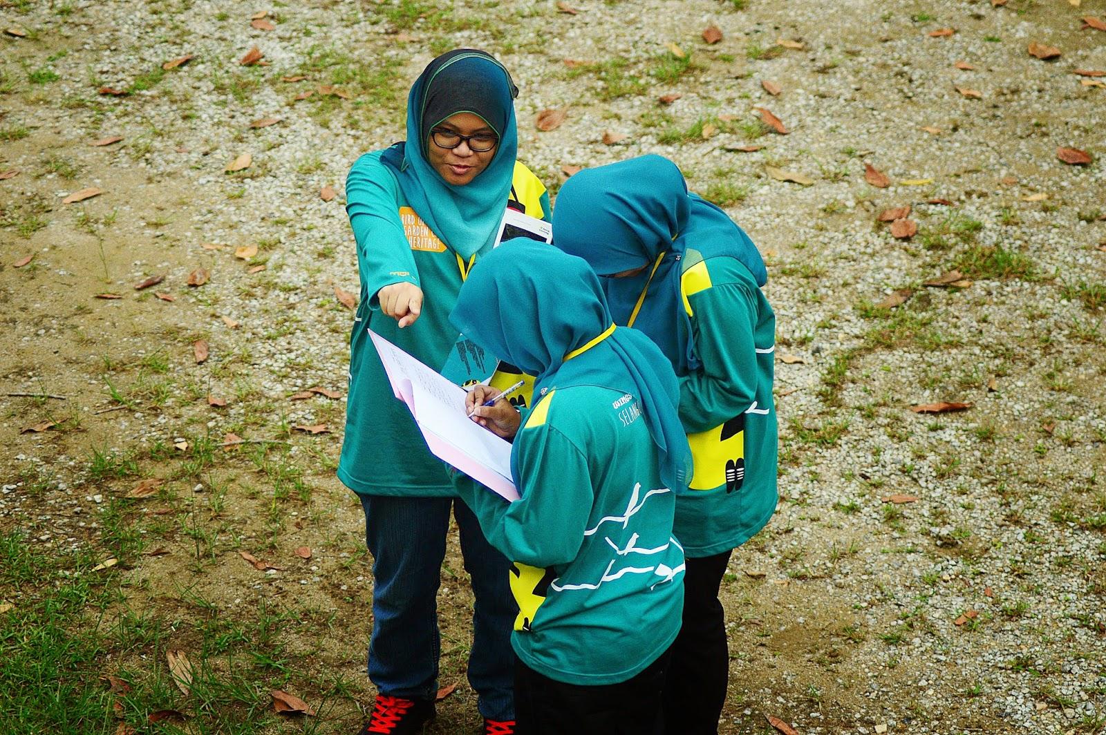 Wings Of KKB 2014 | Selangor Bird Race