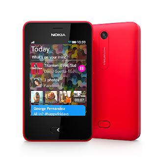 Nokia Asha 501 Harga Dan Spesifikasi