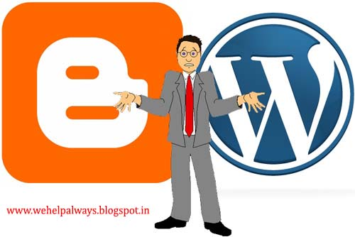 choosing better platform between blogger and wordpress